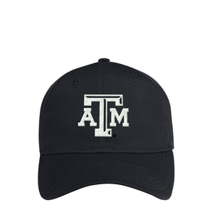 Texas A&M Adidas Men's Black Coach Slouch Hat