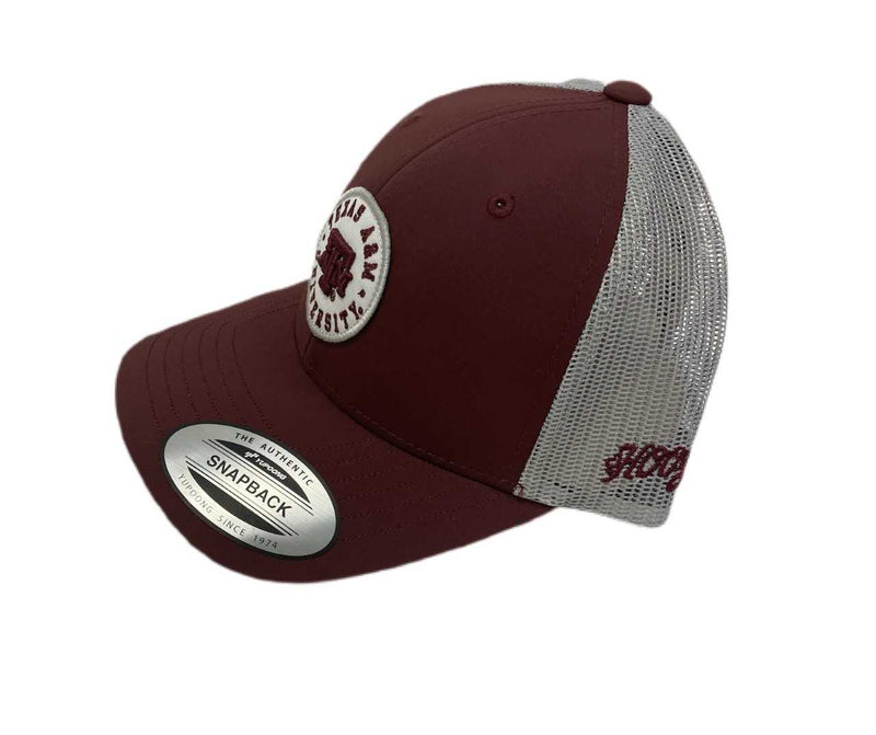 Texas A&M Adidas Youth Hat
