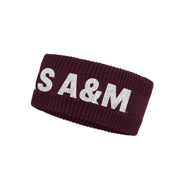 Texas A&M Adidas Women's Earband