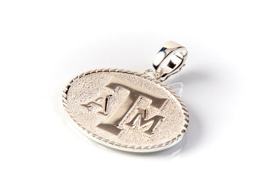 Texas A&M Enhancer Clasp by Kitty Keller