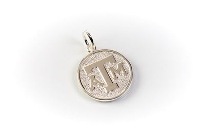 Texas A&M Disc Charm by Kitty Keller