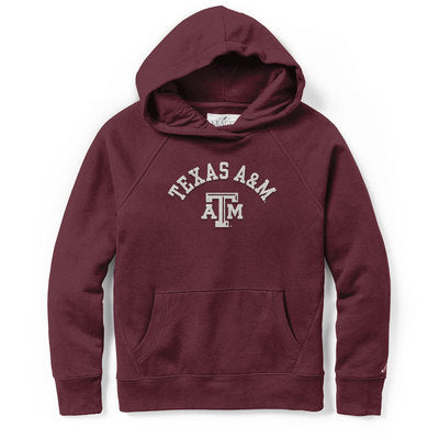 Texas A&M League Academy Hood