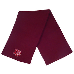 Texas A&M LogoFit Maroon Frosty Scarf