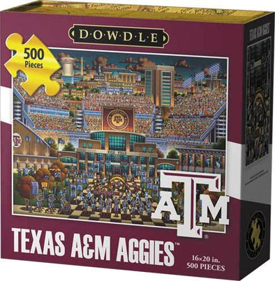 Texas A&M 500pc Jigsaw Puzzle