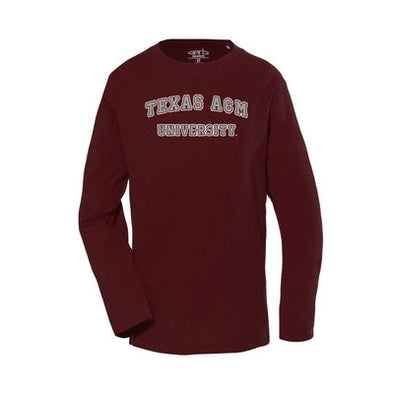 Texas A&M Garb Toddler Long Sleeve Tee