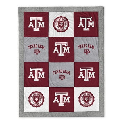 Texas A&M League Spirit Blanket