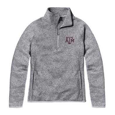 Texas A&M Women's League Saranac Quarter Zip