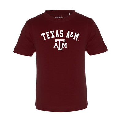 Texas A&M Garb Toddler Short Sleeve Tee
