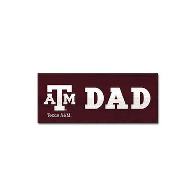 Texas A&M Dad Tabletop Piece