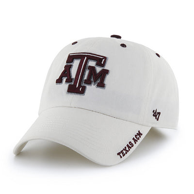 Texas A&M Ice 47 Clean Up Adjustable Hat