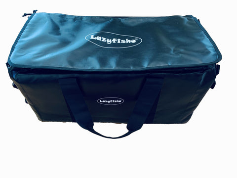 Topwater fishing tackle bag | Lazyfisho