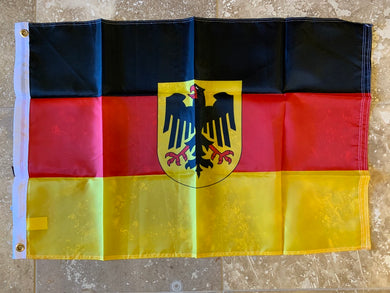 Germany State Flag Rough Tex ® 2'x3' 150D