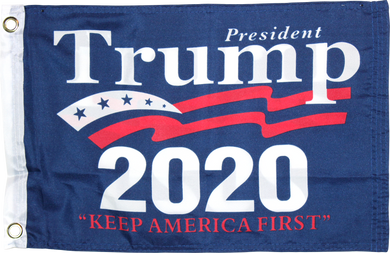 President Trump 2020 KAF Keep America First Double Sided