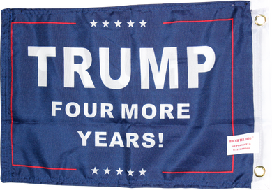 Trump Four More Years Double Sided