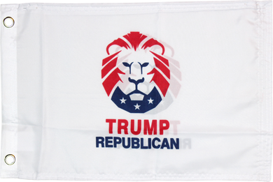 Trump Republic Lion Double Sided