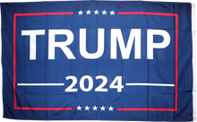 Trump 2024 Double Sided 2'X3' Rough Tex® 100D