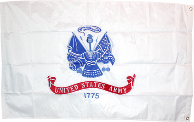 United States Army ENB 1775 Double Sided 3'X5' Rough Tex® 150D