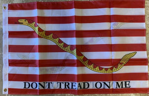1st Navy Jack Flag Double Sided Rough Tex ® 2'x3' 150D Nylon