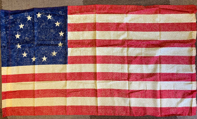 Betsy Ross Vintage 3'x5' 100D American Revolution Flag Rough Tex ®