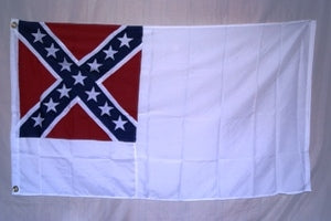 2nd National 3'x5' Cotton Flag