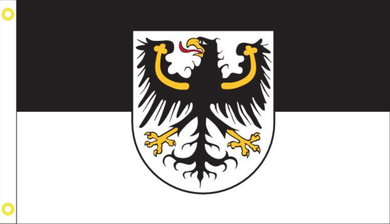 2'X3'  100D EAST PRUSSIA FLAG