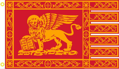 2'X3' 100D FLAG OF MOST SERENE REPUBLIC OF VENICE