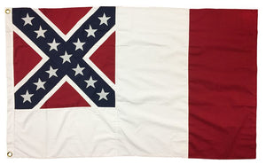 3rd National CSA 300D Nylon Embroidered 3x5ft Flag