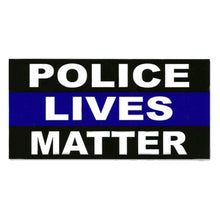 Police Lives Matter 3'X5' Rough Tex® 68D Nylon