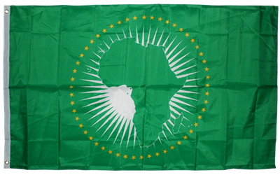 African Union 3x5ft 100D