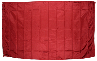 Burgundy Flag Solid Color 3x5ft 210D Nylon
