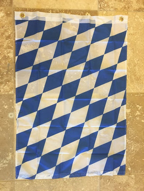 BAVARIA PLAIN 68D NYLON FLAG 2'X3'