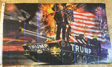 TRUMP TANK COMMANDER ROUGH TEX ® 68D NYLON 3'X5' M A G A