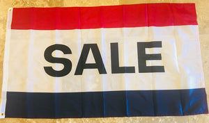 SALE 3X5 FEET 75D FLAG ROUGH TEX