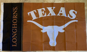 Texas Longhorns Officially Licensed College Flag- USC® 3'X5'