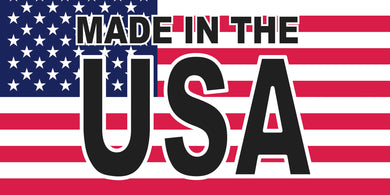 MADE IN THE USA AMERICAN FLAG BUMPER STICKER PACK OF 50 BUMPER STICKERS MADE IN USA WHOLESALE BY THE PACK OF 50!