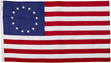 Betsy Ross Embroidered 3'X5' Flag Rough Tex® 150D