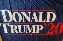 Donald Trump '20 Original 6'X10' Flag- Rough Tex® 100D XXL Banner
