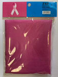 Breast Cancer Awareness Hope Ribbon 2'X3' Flag Rough Tex® 68D Nylon