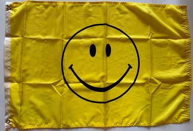 Smile Flag 2'x3'- Rough Tex® 100D