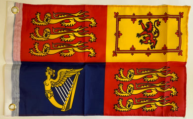 United Kingdom Royal Flag - 12