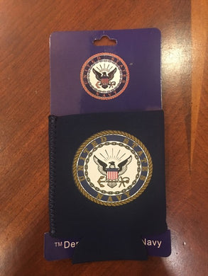U.S. NAVY CAN HOLDER NEOPRENE