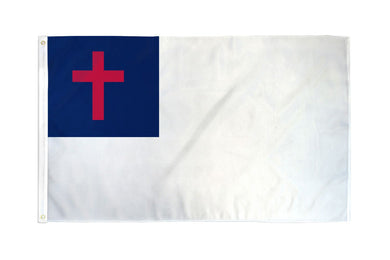 Christian Flag 3'x5' Rough Tex® 300D