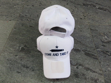*IN STOCK* Gonzalos Come And Take It White - Cap
