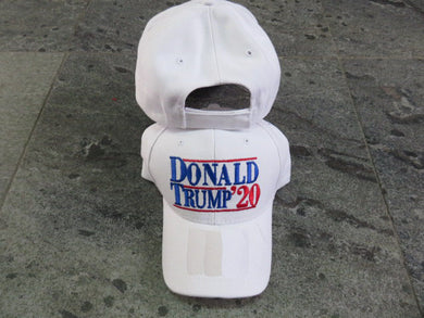 *IN STOCK* Donald  Trump '20 White - Cap