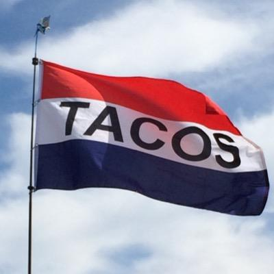 Tacos Flag 3'X5' Rough Tex® Polyester