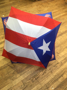 12 Puerto Rico beach umbrella