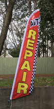 AUTO REPAIR SWOOPER FLAG