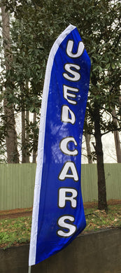 Used Cars Swooper Flag