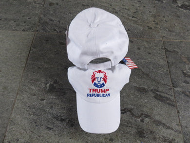 TRUMP REPUBLICAN LION CAP