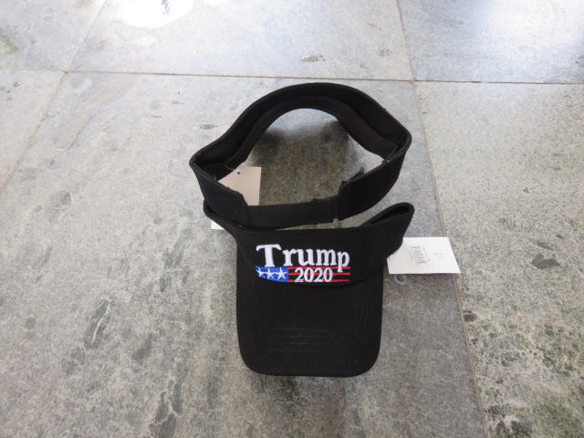 TRUMP BLACK 2020 VISOR